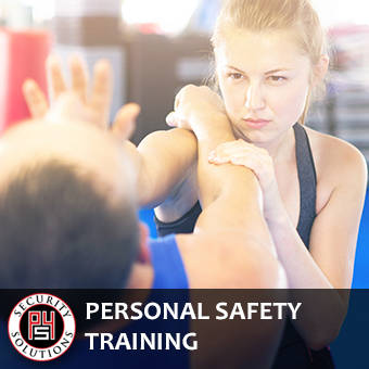 Personal Safety Training Classes