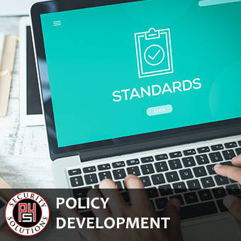 Security Policy Development