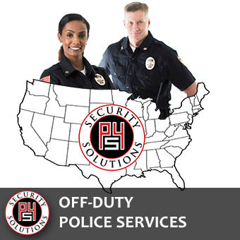 Off Duty Police Services - Protection Services
