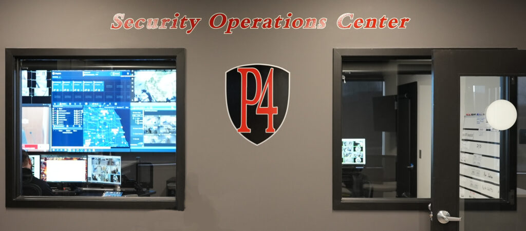 P4 Companies Security Operations Center