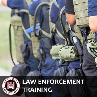 P4 Security Law Enforcement Training