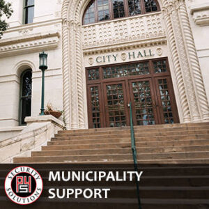 Municipality Support Services