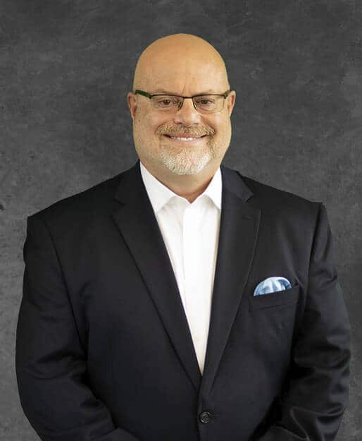 Larry Doria Headshot